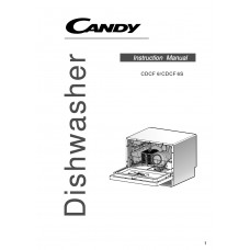Candy CDCF 6 Dishwasher